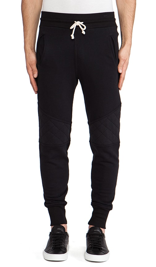 Quilted Escobar Sweatpant
