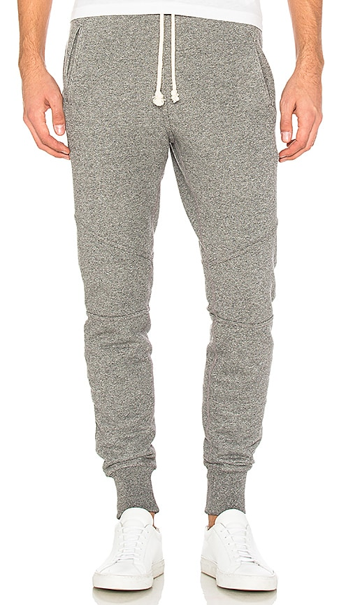 JOHN ELLIOTT Escobar Sweatpant in Gray