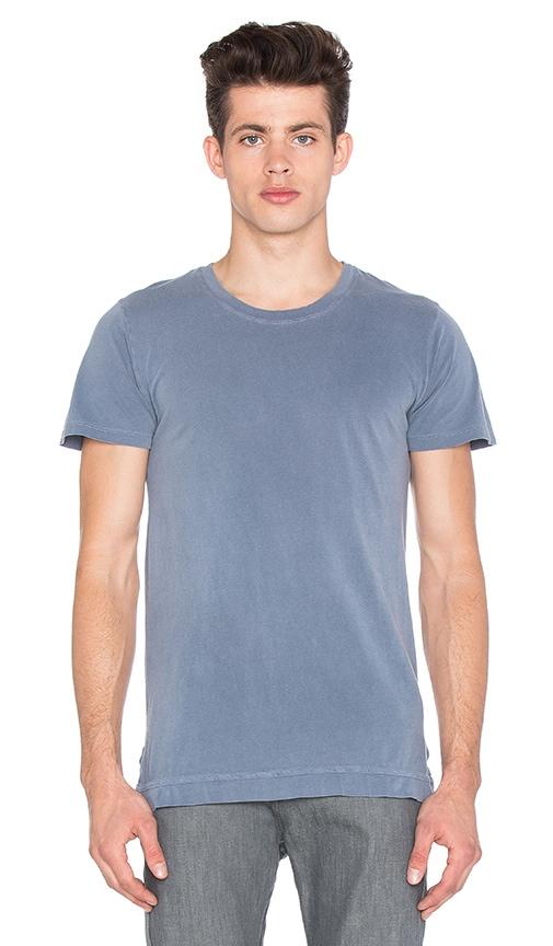 Blue Classic Crewneck T-Shirt John Elliott + Co 100% Original Online VeFkoRY