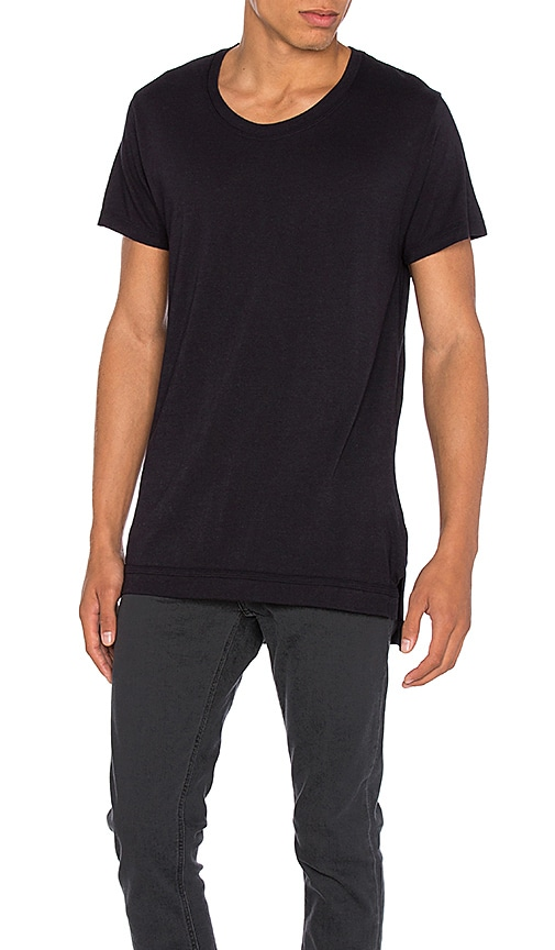 JOHN ELLIOTT Mercer Tee in Navy