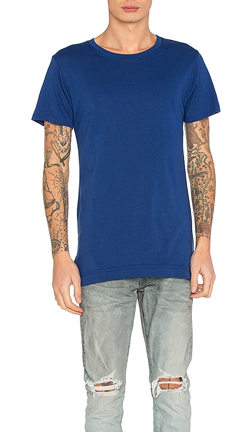 JOHN ELLIOTT Mercer Tee in Blue