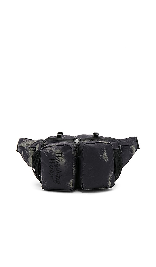 JOHN ELLIOTT WW Side Bag in Black