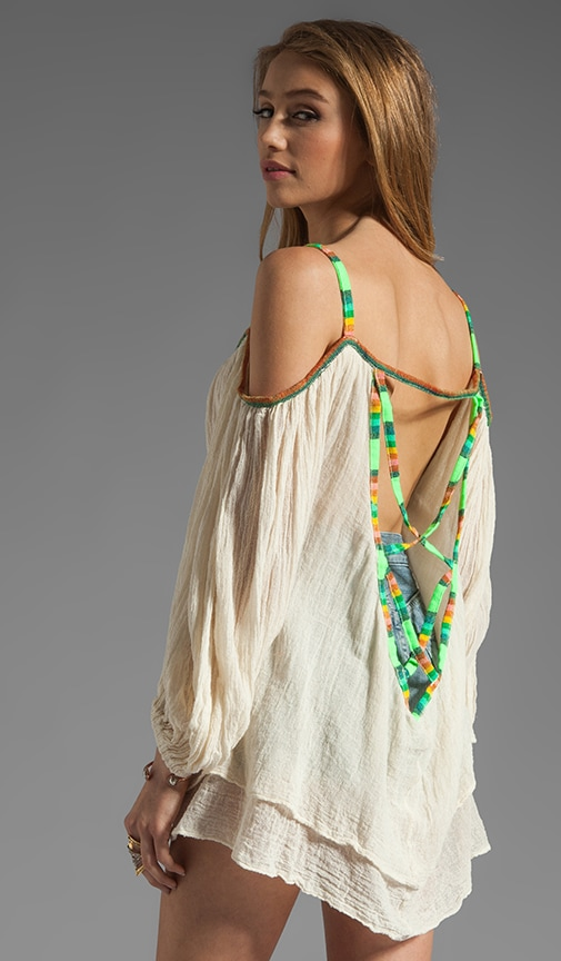 Kauai Backless Tunic