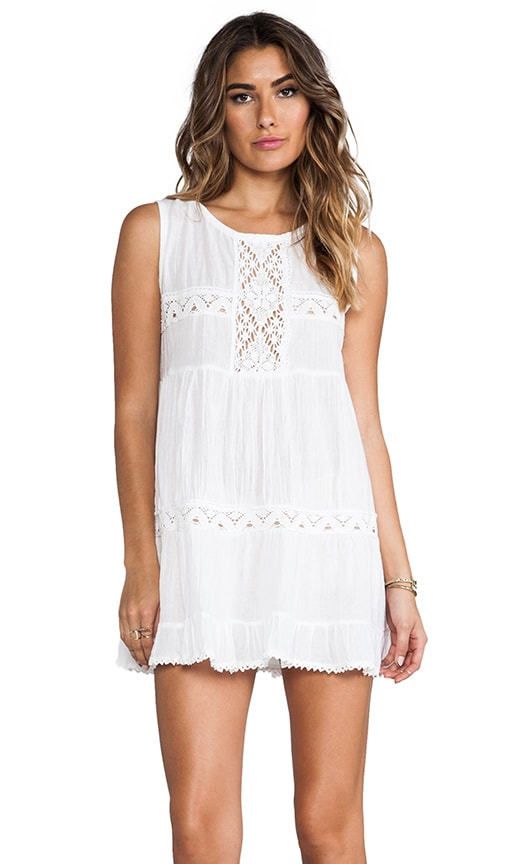 Cotton Happy Babydoll Dress