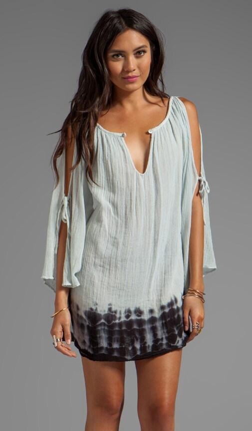 Hot Summer Nights Shoulder Mini Dress