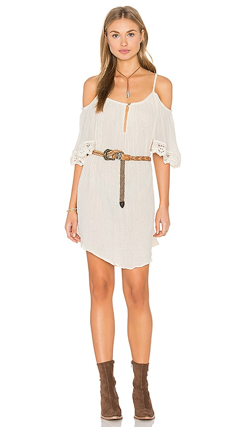 Jen's Pirate Booty Ohara Tunic Dress in White