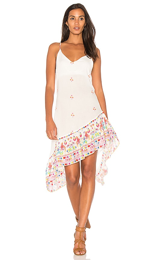 Jen's Pirate Booty Guadalajara Slip Dress in White