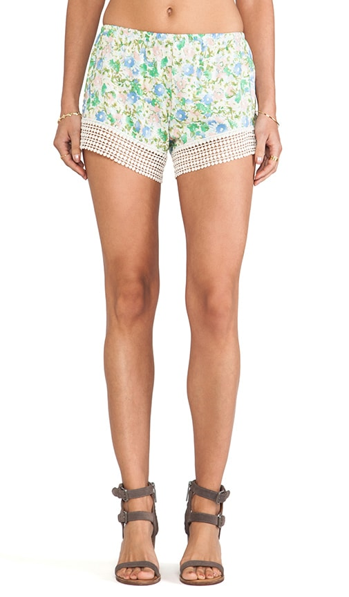 Daisy Cheeky Shorts