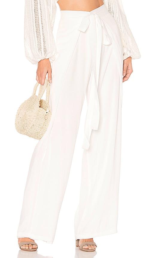 White Wedding Pant