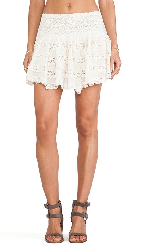 Clover Mini Skirt