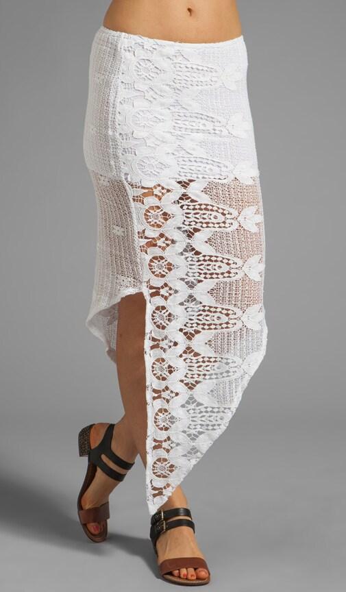 Skinny Love Asymmetrical Skirt