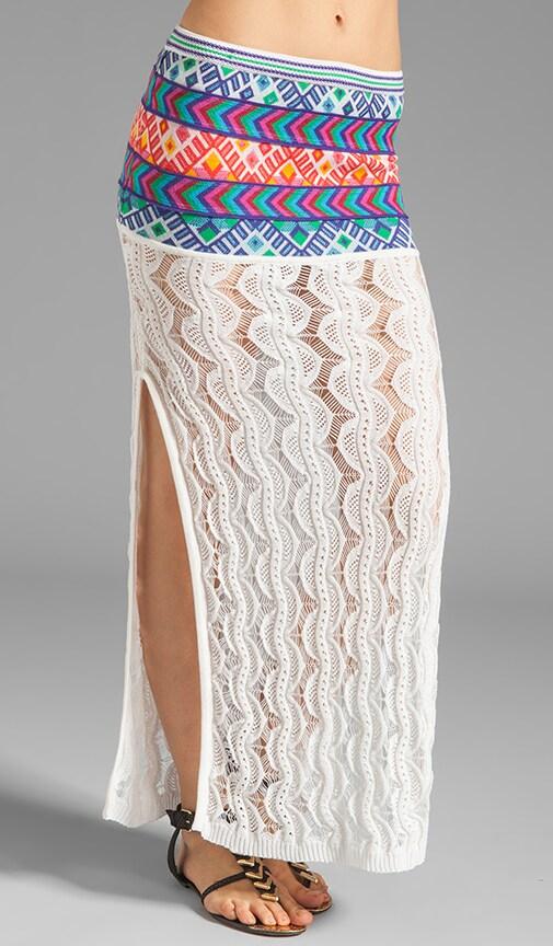 Malibu Slit Skirt