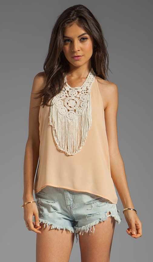 Celebration Chiffon Tank
