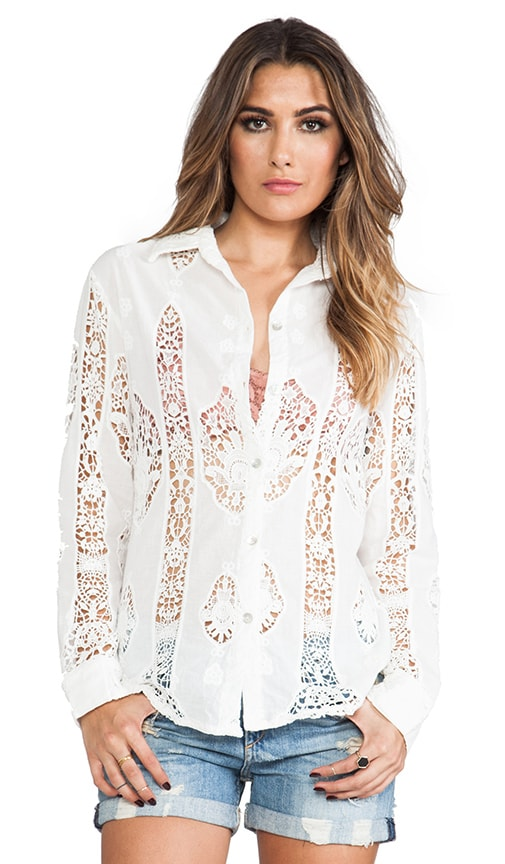 Patience Button Up