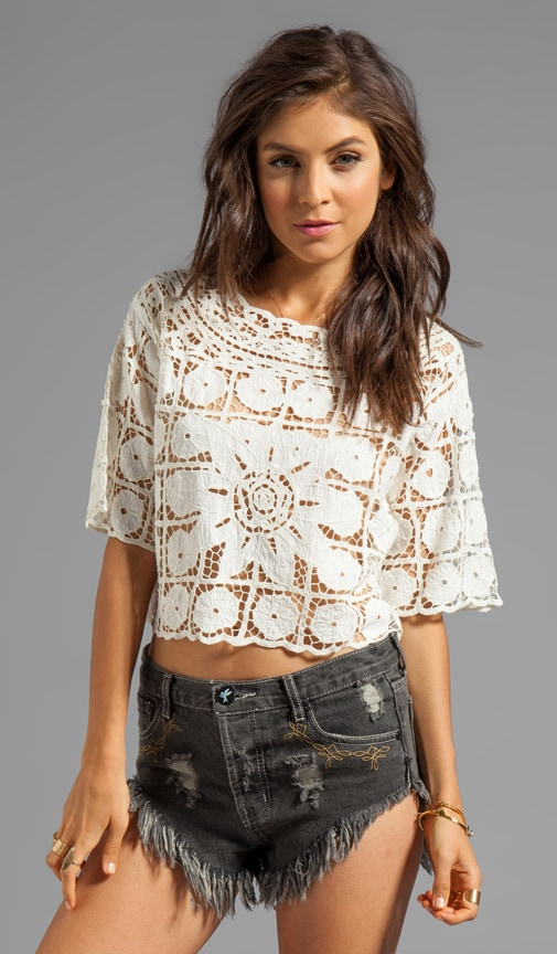 Soulfull Cut Out Top