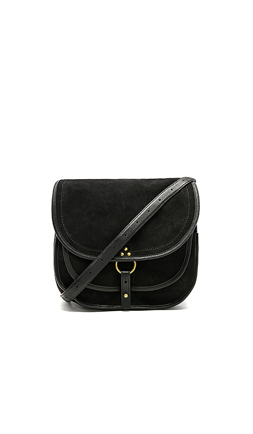 Jerome Dreyfuss Felix Grand Bag in Black