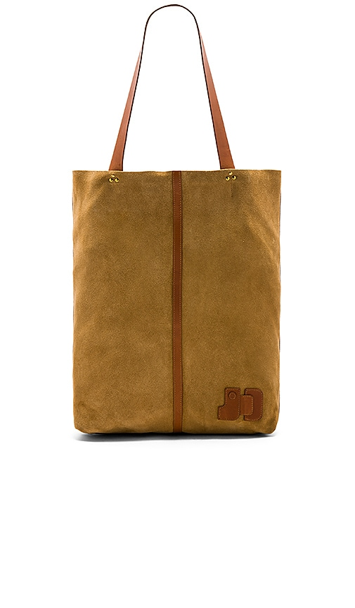 Jerome Dreyfuss Gilles Tote in Tan
