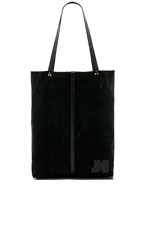 Jerome Dreyfuss Gilles Tote in Black