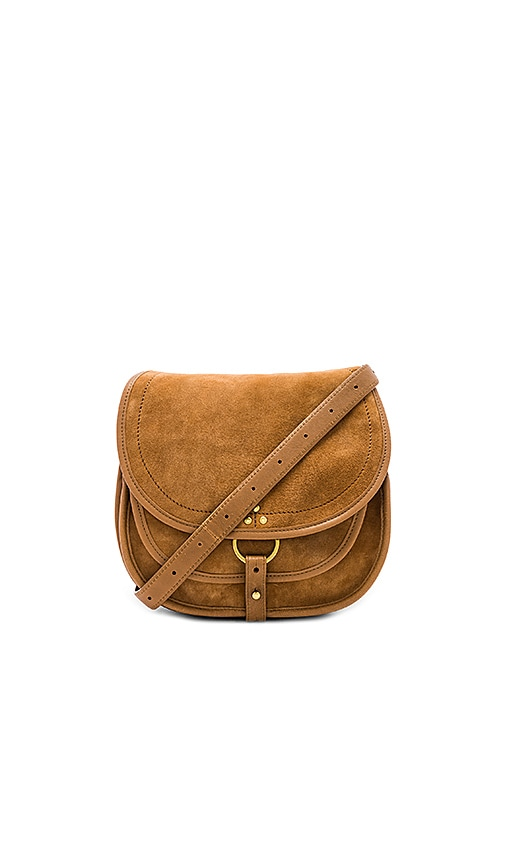 Jerome Dreyfuss Felix Petit Bag in Brown