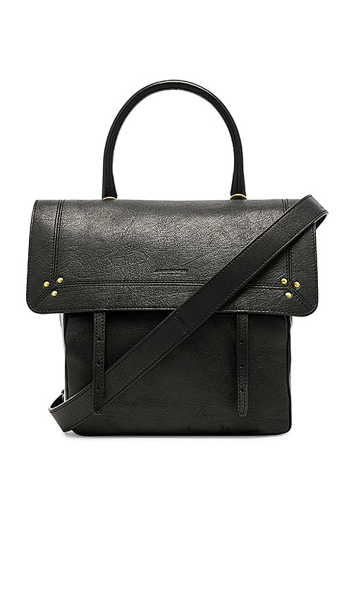 Jerome Dreyfuss Jeremie Bag in Black