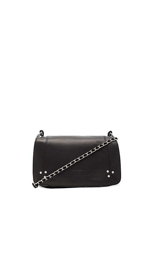 Jerome Dreyfuss Bobi Crossbody in Black