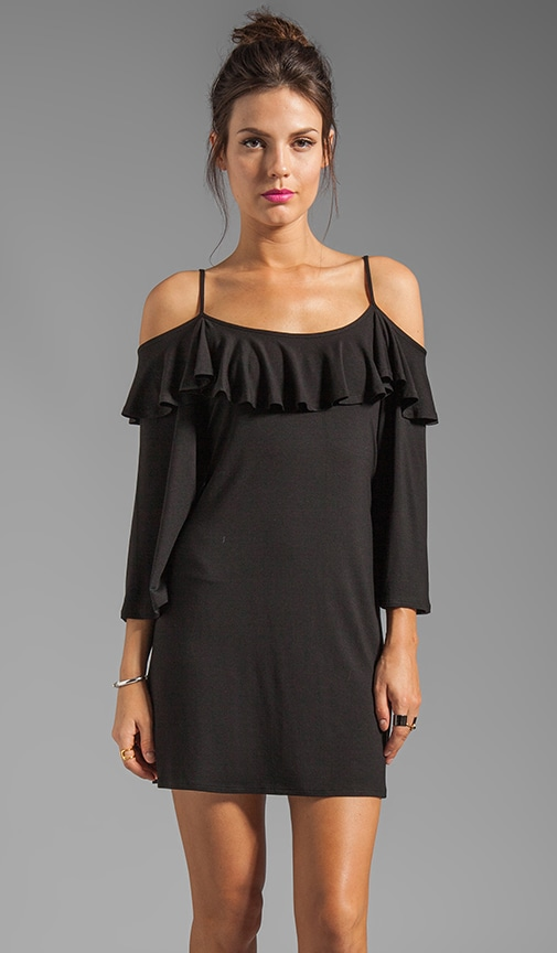 Natalie Open Shoulder Dress