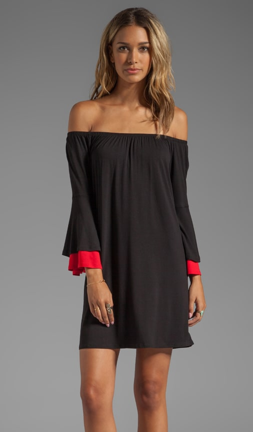 Hayden Bell Sleeve Dress