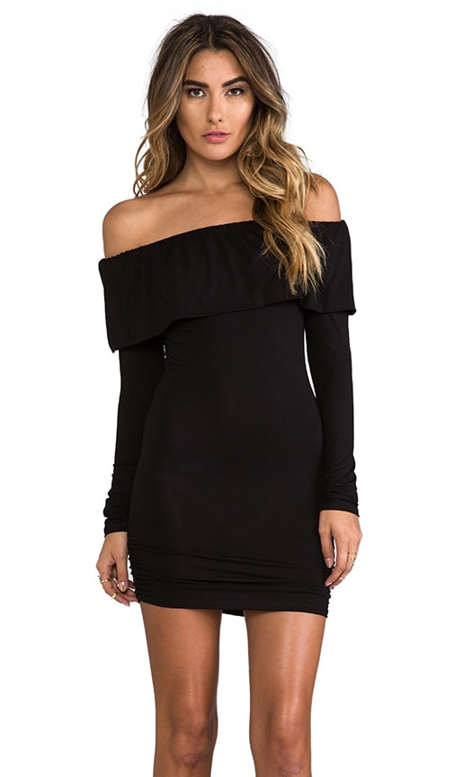 Donna Rollover Dress