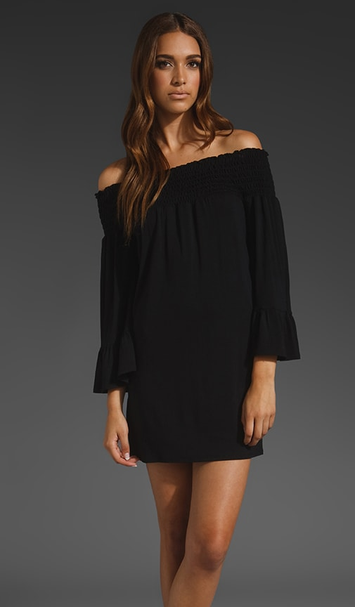 Angella Off the Shoulder Dress