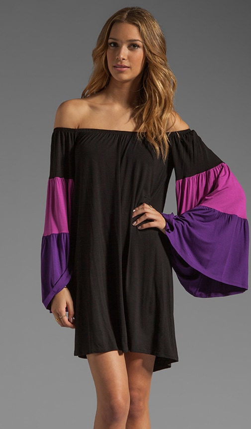 Lucca off the Shoulder Dress