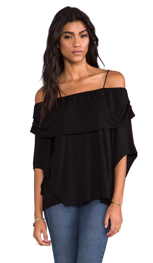Julie Open Shoulder Top