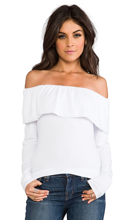 Donna Rollover Top