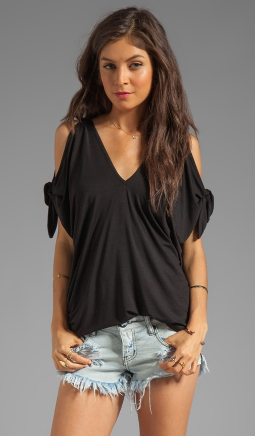 Mikki Arm Tie Top