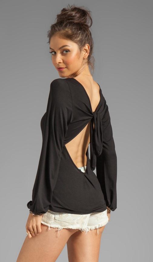 Lindsay Tie Back Top