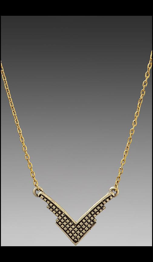 Vanessa Mooney Fortune's Fool Necklace