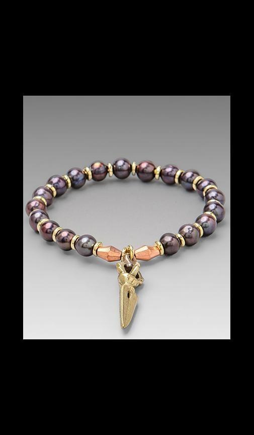 Vanessa Mooney Blade Of The Crown Bracelet