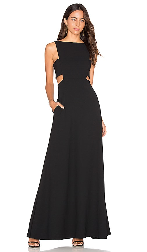 Cutout Gown
