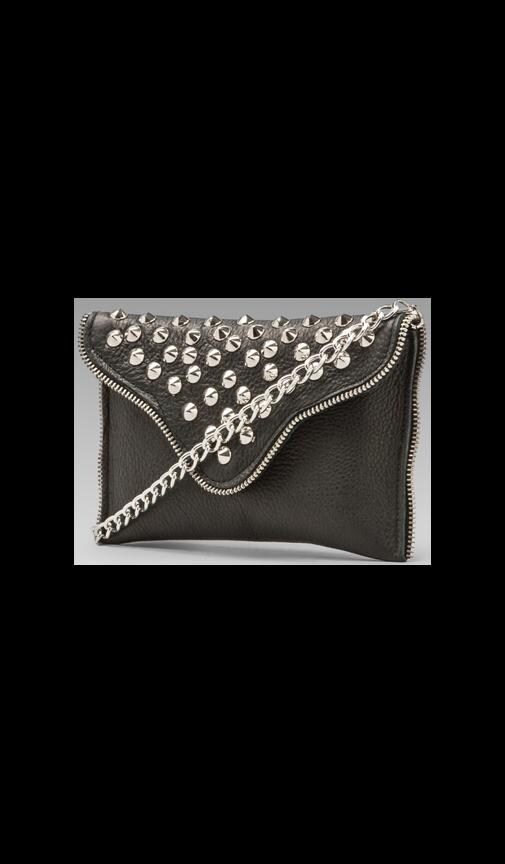 Silver Studs Handbag