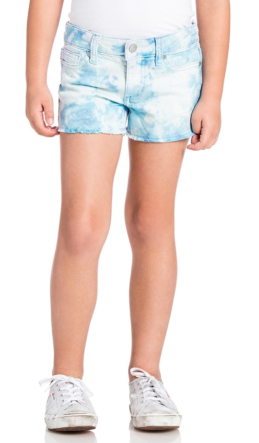 Joe's Jeans Girls French Terry Short in Blue
