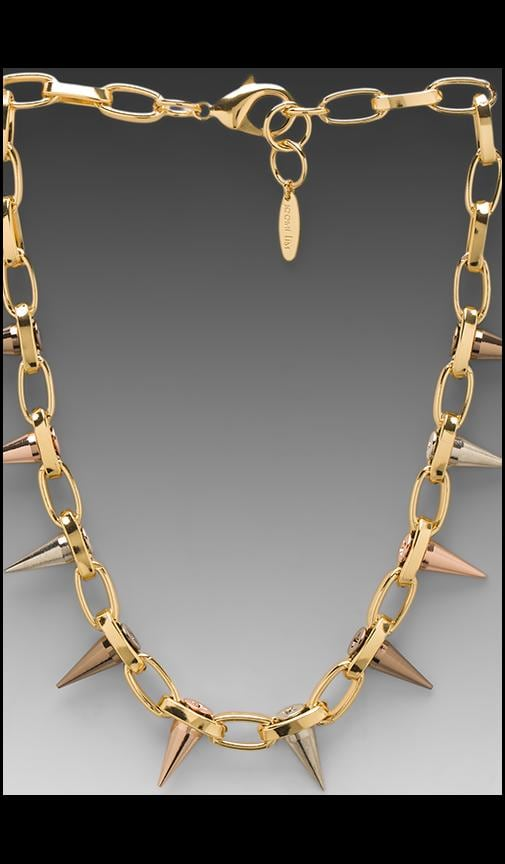 Single Row Spike Choker