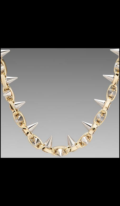 Double Row Spike Choker