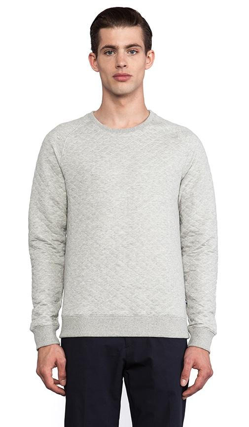 Chad 2.0 Quilted Jersey Pullover