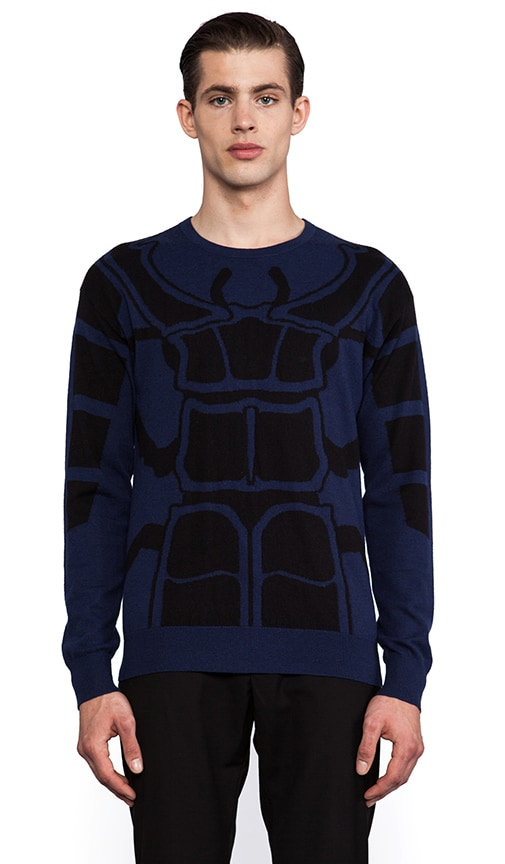 Molaro Bug Intarsia Sweater