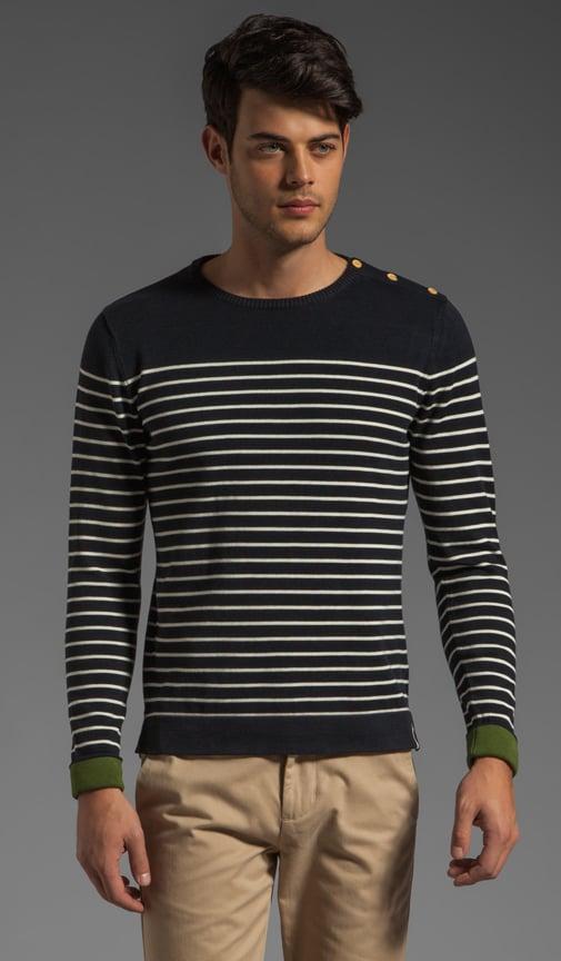 Shipley Stripe Knit Pullover