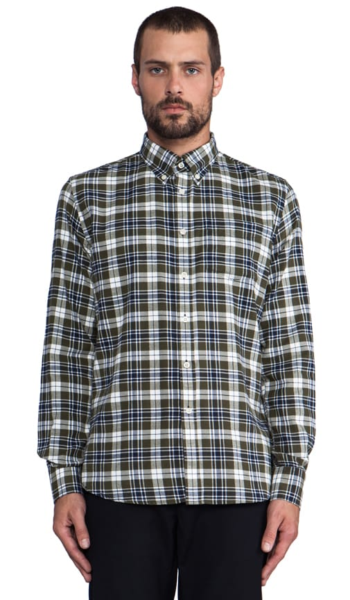 Ward Flannel