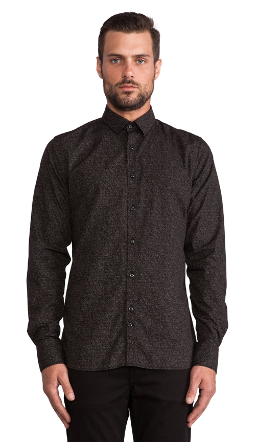 Dani Cl Plkt Krill Blacks Button Down