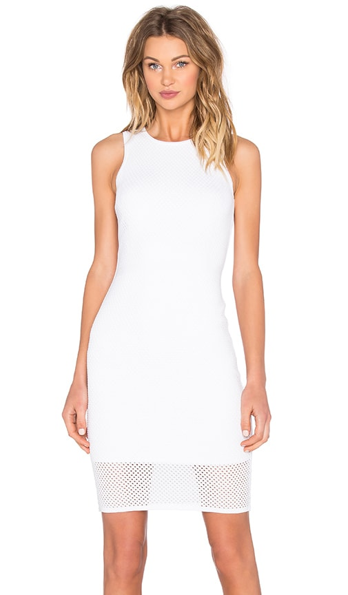 John & Jenn by Line Kacey Midi Dress in Ivory