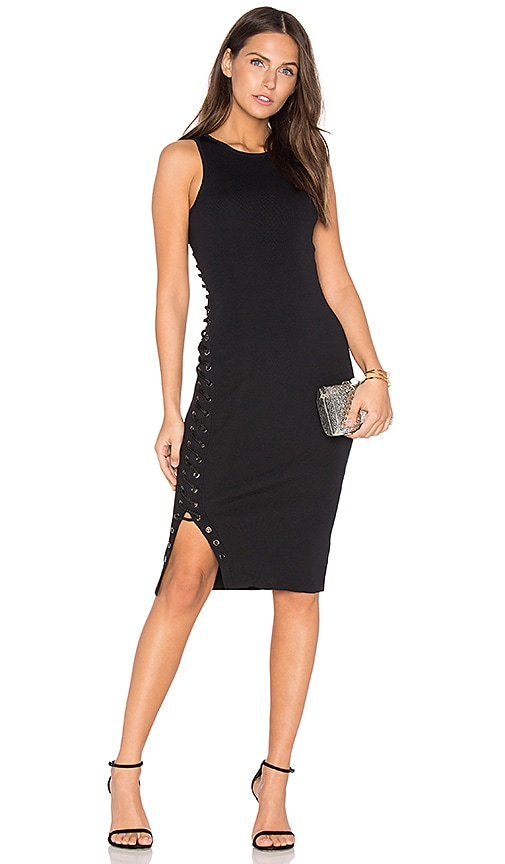 John & Jenn by Line Warner Dress in Black