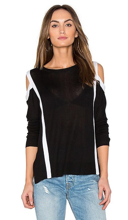 John & Jenn by Line Chloe Sweater in Black