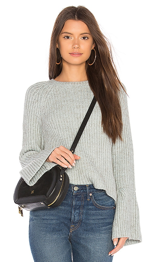 John & Jenn by Line Marlee Sweater in Gray